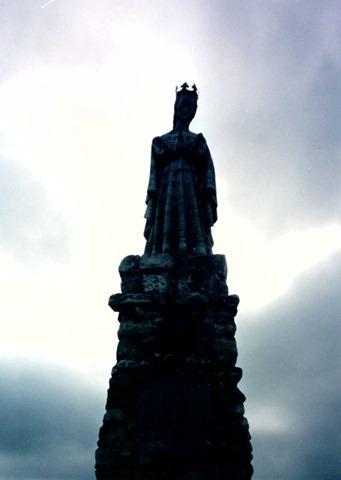 1993_hohe_Tauern_Statue
